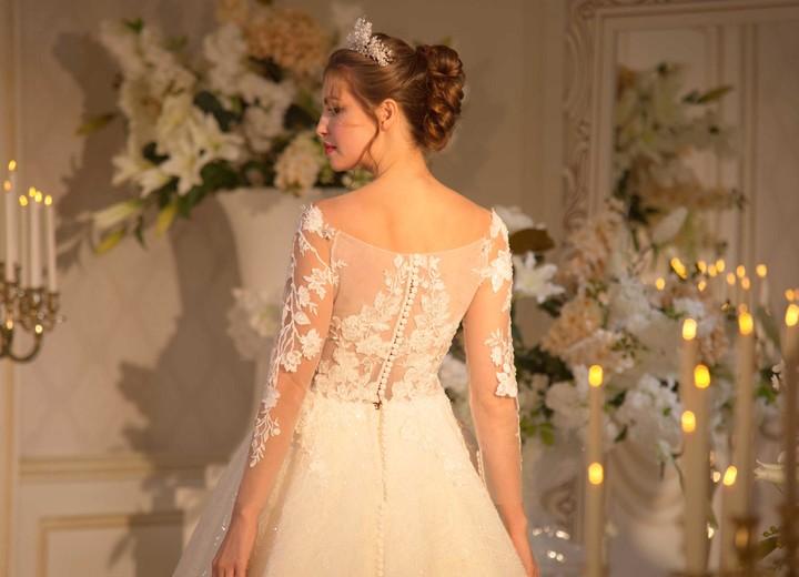 Charlotte Prenses Gelinlik