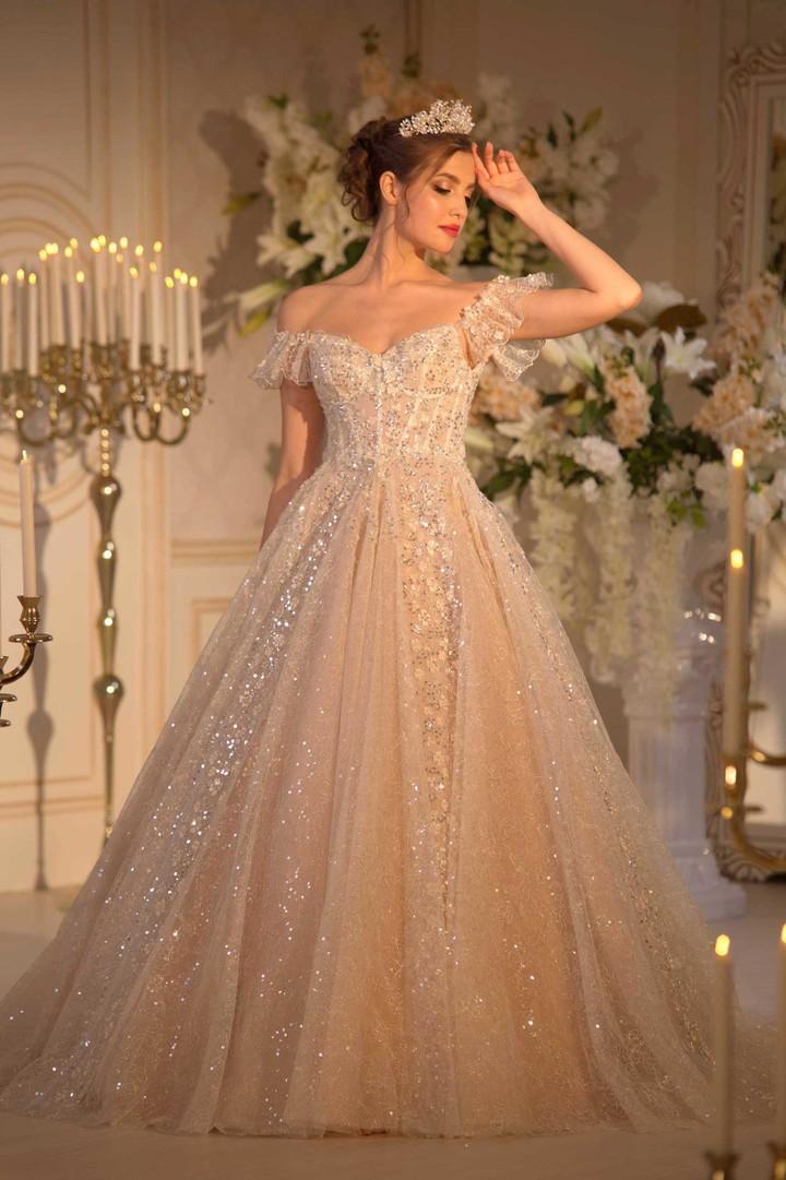 Juliet Prenses Gelinlik