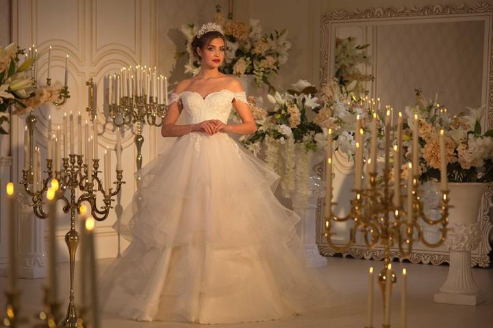 Kimberly Prenses Gelinlik