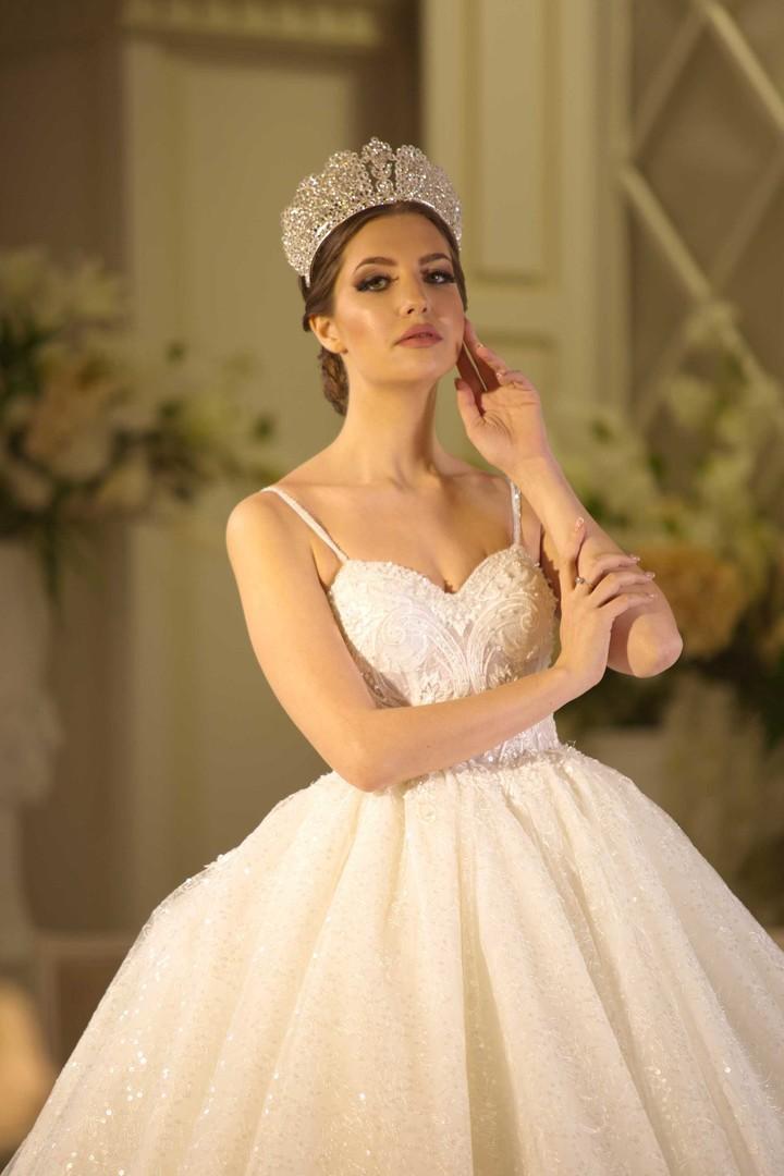 Mable Prenses Gelinlik