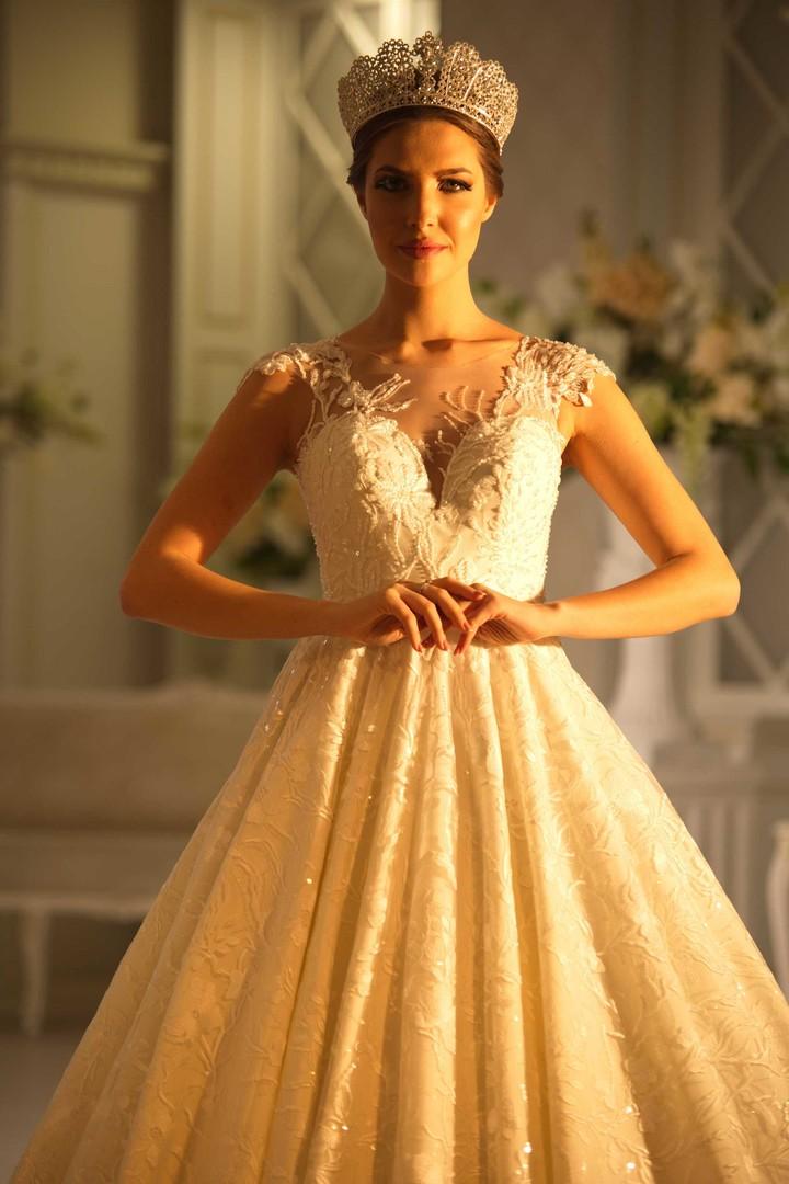 Margo Prenses Gelinlik