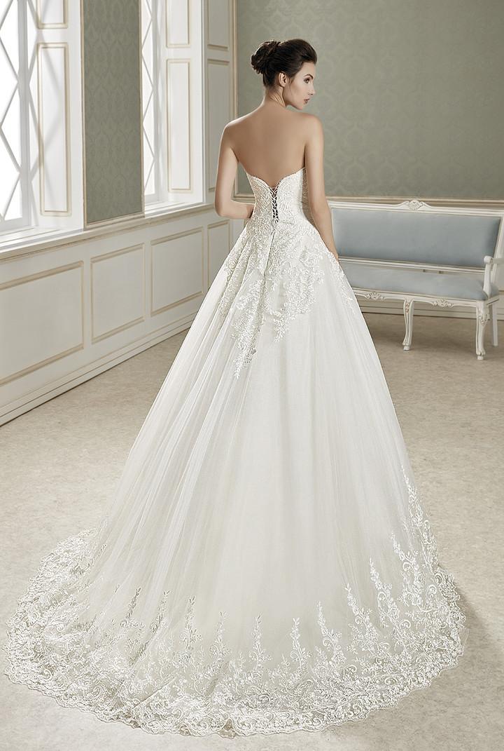 Chanel Prenses Gelinlik