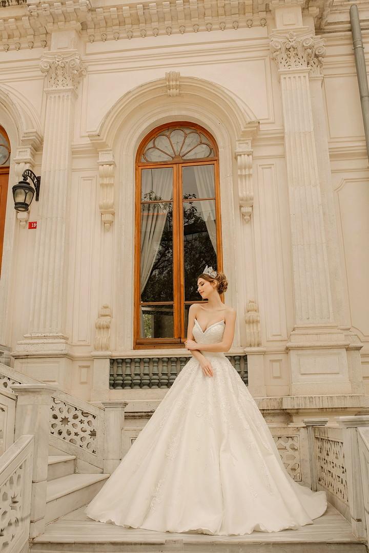 Carol Prenses Gelinlik