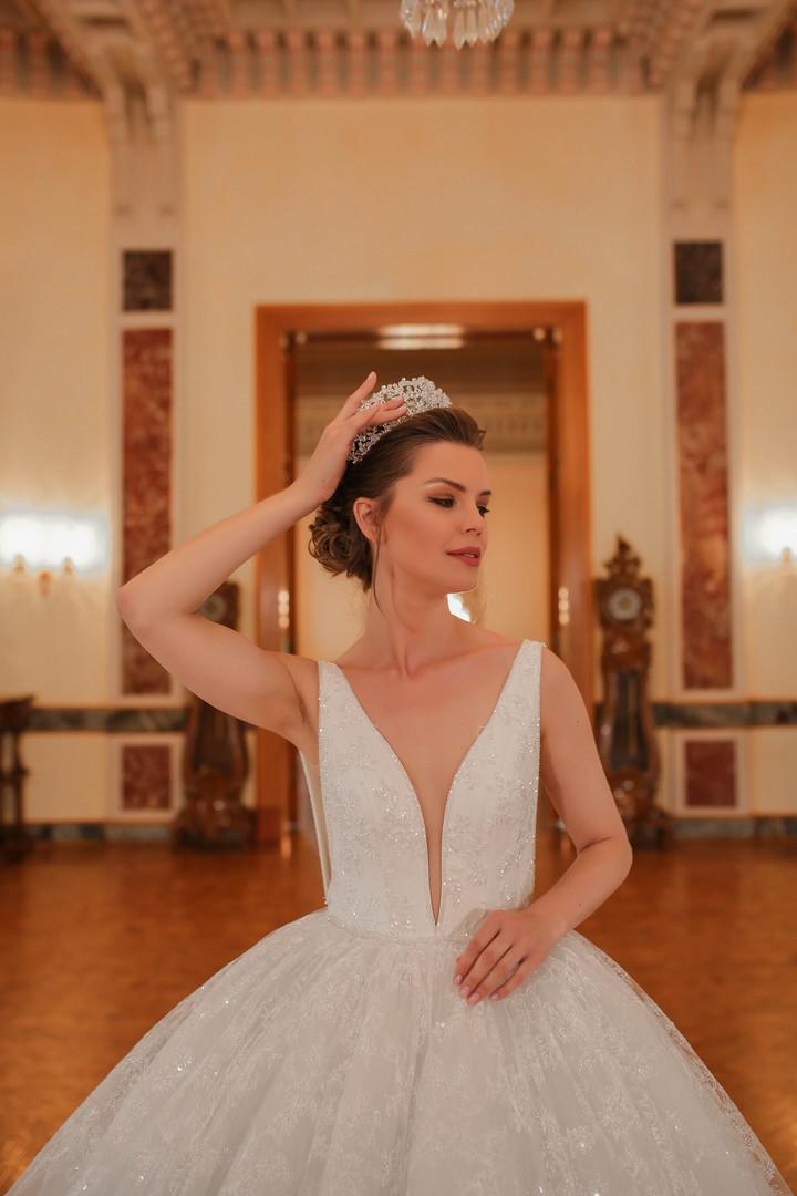 Fanetta Prenses Gelinlik