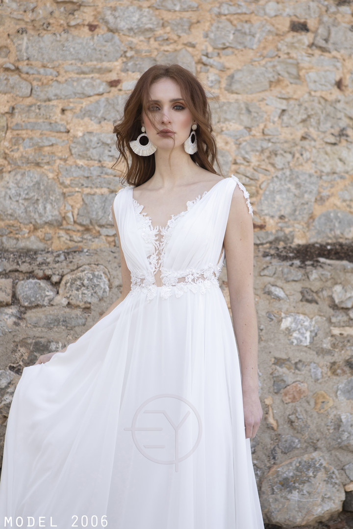 Sofia Helen-Bohem Gelinlik